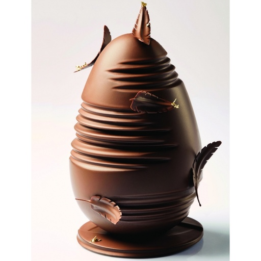 Pavoni Nick Easter Egg Chocolate Thermoformed Mould