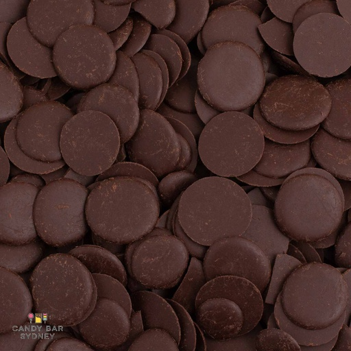 Sweet William Compound Dark Chocolate Baking Buttons 12.5kg