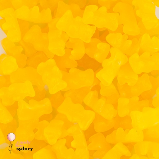 Honey Bears Bulk Lollies 1kg
