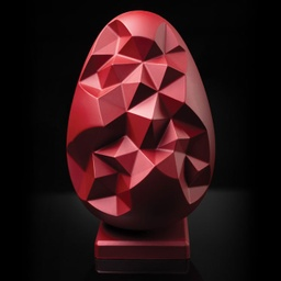 Pavoni Picasso Easter Egg Chocolate Thermoformed Mould