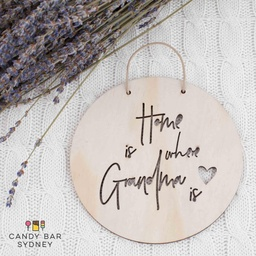 Grandmother Mother's Day Hanging Plaque