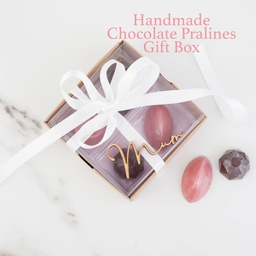 Mother's Day Handmade Chocolates Gift Box set