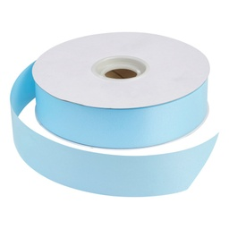 Pastel Blue Tear Ribbon 30mm x 91m