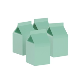 Mint Green Milk Box 10pk