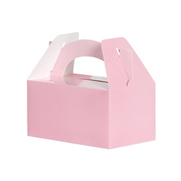 Classic Pink Lunch Box 5pk