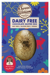 Sweet William Hollow Easter Egg 140g
