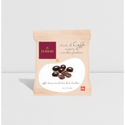 Domori Coffee Beans and Dark Chocolate Dragees 40g