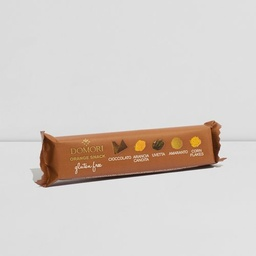 Domori Snack Bar Orange 30g
