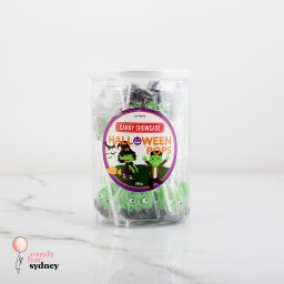 Halloween Lollipops ( Frankenstein and Witch ) 24 Pack