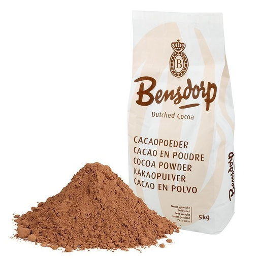 Bensdorp 10/12 Lightly Dutched Cocoa Powder
