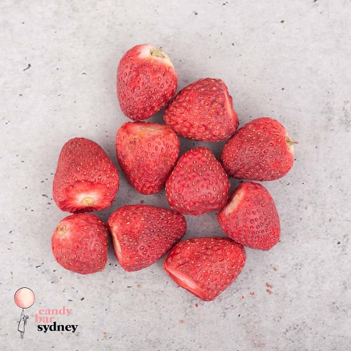Whole Freeze Dried Strawberries