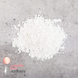 Edible Shimmer White Pearl Dust