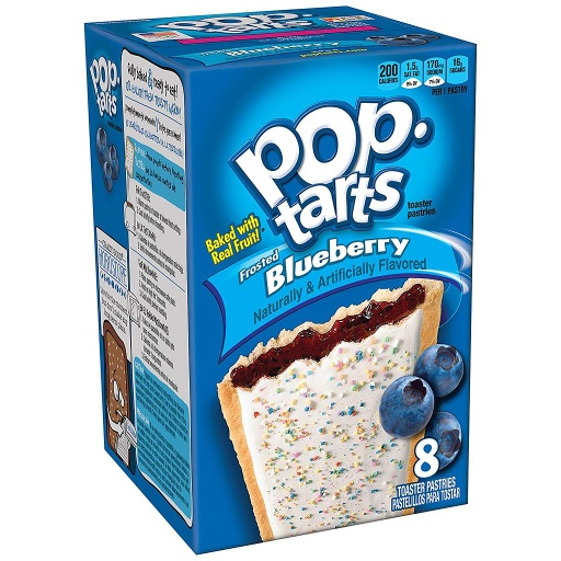 Blueberry Pop Tarts 416g