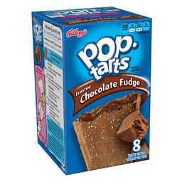 Chocolate Fudge Pop Tarts 384g