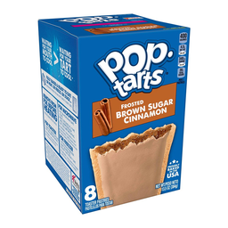 Frosted Brown Sugar Cinnamon Pop Tarts 384g