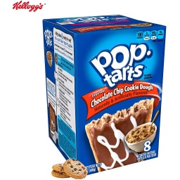 Choc Chip Cookie Dough Pop Tarts 400g