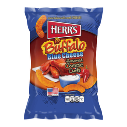 Herr's Buffalo Cheese Curls 198g