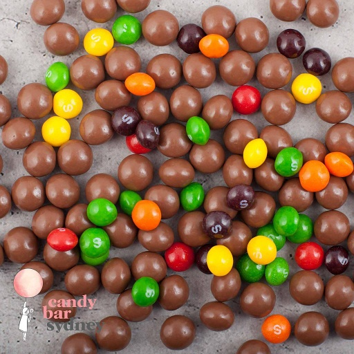 Belgian Milk Chocolate Skittles