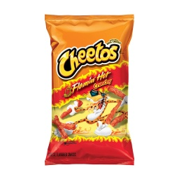 Cheetos Flamin Hot Crunchy 56.7g Bag