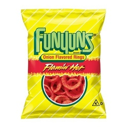 Funyuns Flamin Hot Onion Rings 35g