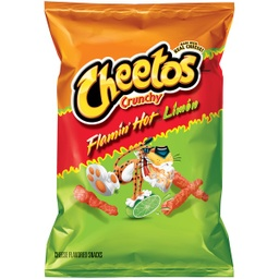 Cheetos Flamin Hot Limon 56.7g