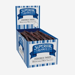 Fyna Superior Black Licorice 2.46kg
