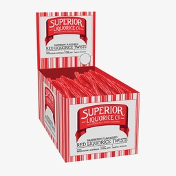 Fyna Superior Red Licorice 2.46kg