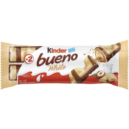 Kinder Bueno Bars White T2
