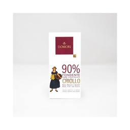 Domori Criollo Blend 90% Dark Chocolate 50g