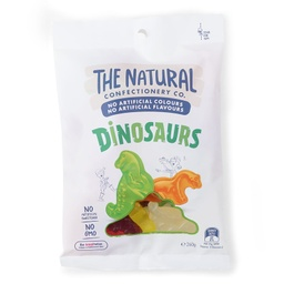Natural Confectionery Company Dinosaurs 260g