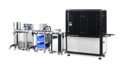 Pomati Production Line (T20 + T-Line + Topping Dispenser + Vibrating Table + Tunnel Verticale 275)